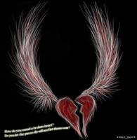 Broken Heart by 0-MaR-MaR-0