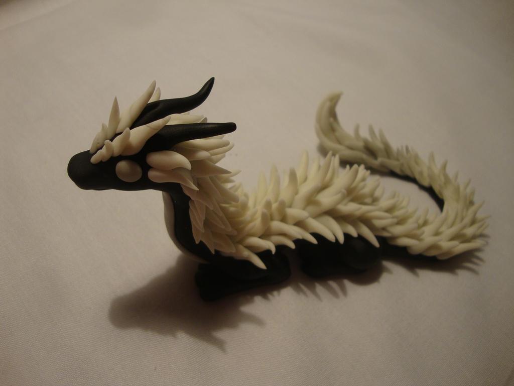 Asian Ghost Dragon by xThe-Royal-Dragonx