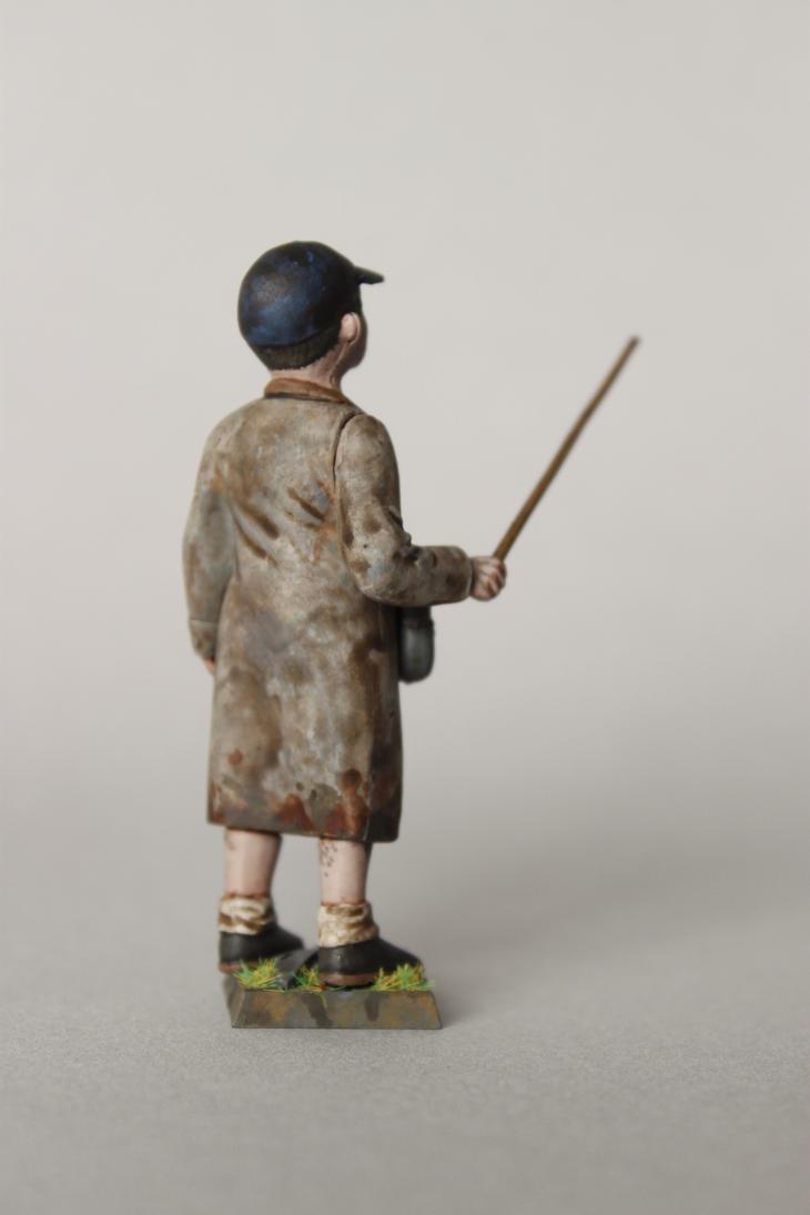 Maschinen Krieger Ma.K The Kid by Scumandvillainy