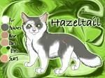 Hazeltail of ThunderClan - Faded Boundaries