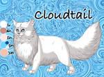 Cloudtail of ThunderClan - Faded Boundaries