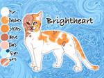 Brightheart of ThunderClan - Faded Boundaries