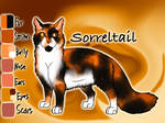 Sorreltail of ThunderClan - Faded Boundaries