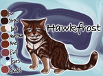 Hawkfrost of RiverClan - Sunset
