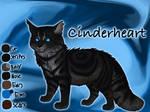 Cinderheart of ThunderClan - Waning Moon