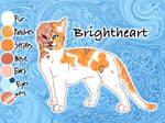 Brightheart of ThunderClan - Waning Moon