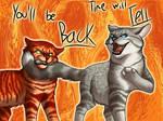 7. You'll Be Back - Ashfur