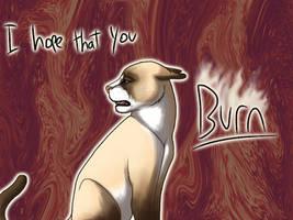38. Burn - Sasha by Jayie-The-Hufflepuff