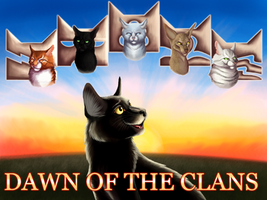 Dawn of the Clans by Jayie-The-Hufflepuff