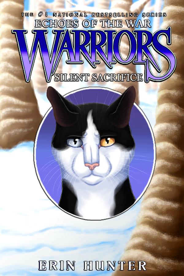 Cover: Silent Sacrifice, Book Six by Jayie-The-Hufflepuff