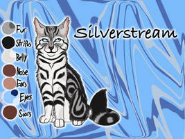 Silverstream of RiverClan - Forest of Secrets by Jayie-The-Hufflepuff