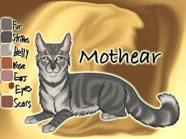 Mothear of ShadowClan - Silent Sacrifice by Jayie-The-Hufflepuff