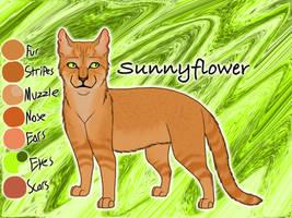 Sunnyflower of ThunderClan - Silent Sacrifice by Jayie-The-Hufflepuff