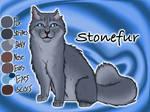 Stonefur of RiverClan - The Darkest Hour