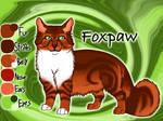 Foxpaw of ThunderClan - Silent Sacrifice