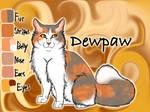 Dewpaw of RiverClan - Silent Sacrifice