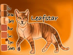 Leafstar of SkyClan - After the Flood