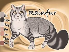Rainfur of SkyClan - Firestar's Quest by Jayie-The-Hufflepuff