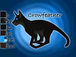 Crowfeather of WindClan - Trail of Ashes
