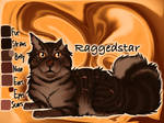 Raggedstar of ShadowClan - Yellowfang's Secret