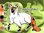 Cherrytail of SkyClan - After the Flood