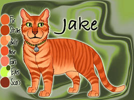 Jake the Kittypet - Tallstar's Revenge by Jayie-The-Hufflepuff
