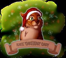 Christmas for Cakestar by Jayie-The-Hufflepuff