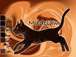 Mudclaw of WindClan - Starlight