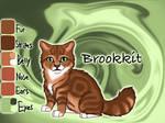 Brookkit of RiverClan - Silent Sacrifice
