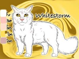 Whitestorm of ThunderClan - The Darkest Hour by Jayie-The-Hufflepuff