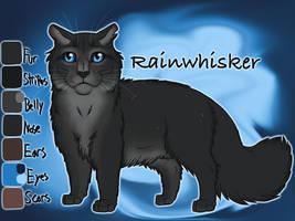 Rainwhisker of ThunderClan - Sunset by Jayie-The-Hufflepuff
