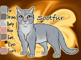 Sootfur of ThunderClan - Twilight by Jayie-The-Hufflepuff