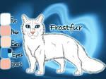 Frostfur of ThunderClan - Dawn