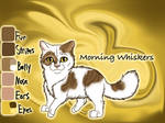 Morning Whisker of Tall Shadow's Camp - TBS