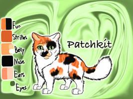 Patchkit the Loner - Mapleshade's Vengeance by Jayie-The-Hufflepuff