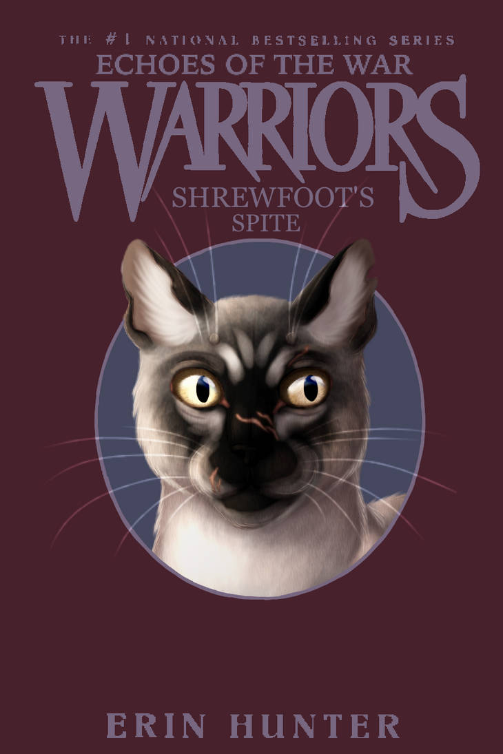 Cover: Shrewfoot's Spite, Novella Four by Jayie-The-Hufflepuff