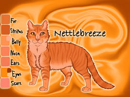Nettlebreeze of ThunderClan - Goosefeather's Curse by Jayie-The-Hufflepuff