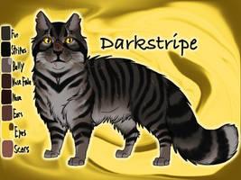 Darkstripe of ThunderClan - The Darkest Hour by Jayie-The-Hufflepuff