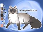 Waspwhisker of SkyClan - Sasha's Calling
