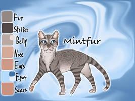 Mintfur of SkyClan - Sasha's Calling by Jayie-The-Hufflepuff