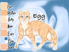Egg of SkyClan - Sasha's Calling by Jayie-The-Hufflepuff