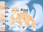 Egg of SkyClan - Sasha's Calling
