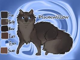 Plumwillow of SkyClan - Sasha's Calling by Jayie-The-Hufflepuff