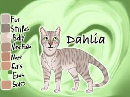 Dahlia the Loner - Sasha's Calling by Jayie-The-Hufflepuff
