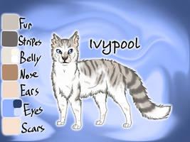 Ivypool of ThunderClan - Silent Sacrifice by Jayie-The-Hufflepuff