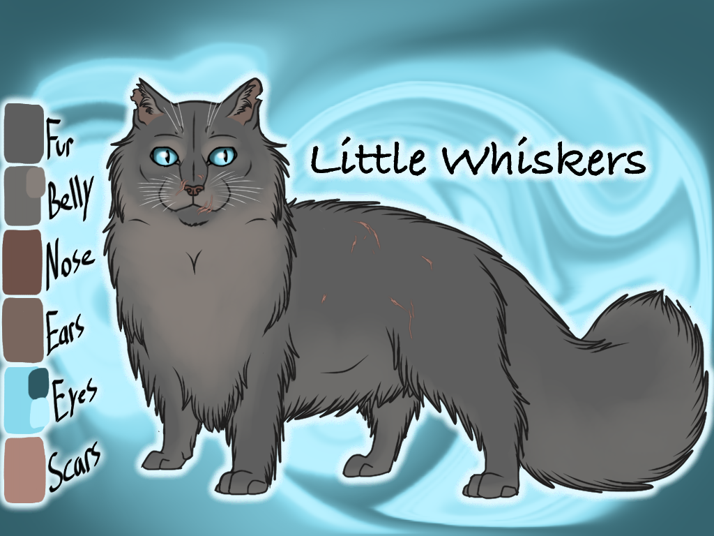 Little Whiskers the Horseplace Cat - SS by Jayie-The-Hufflepuff