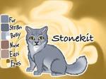 Stonekit of RiverClan - Silent Sacrifice