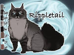 Rippletail of RiverClan - The Fourth Apprentice