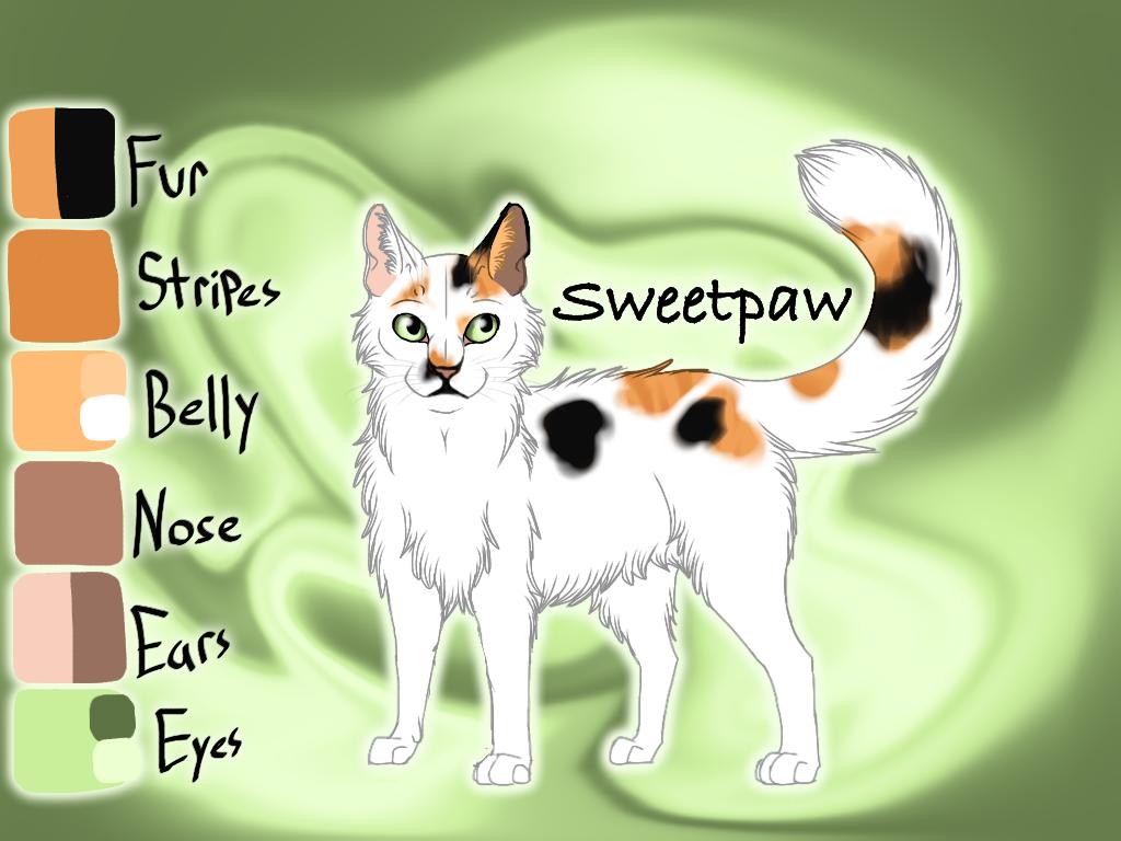 Sweetpaw of ThunderClan - Bluestar's Prophecy by Jayie-The-Hufflepuff