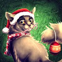 Jayfrost Christmas Avatar 2018 by Jayie-The-Hufflepuff